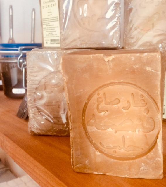 A la (re) découverte du savon d'Alep