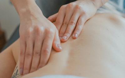 C'est prouvé, les massages  ont un effet anxiolytique !